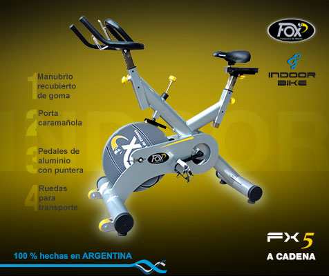 INDOOR BIKE FOX - Bicicleta para Indoor