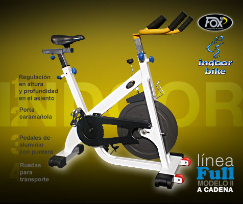 BICI INDOOR - MODELO FULL II